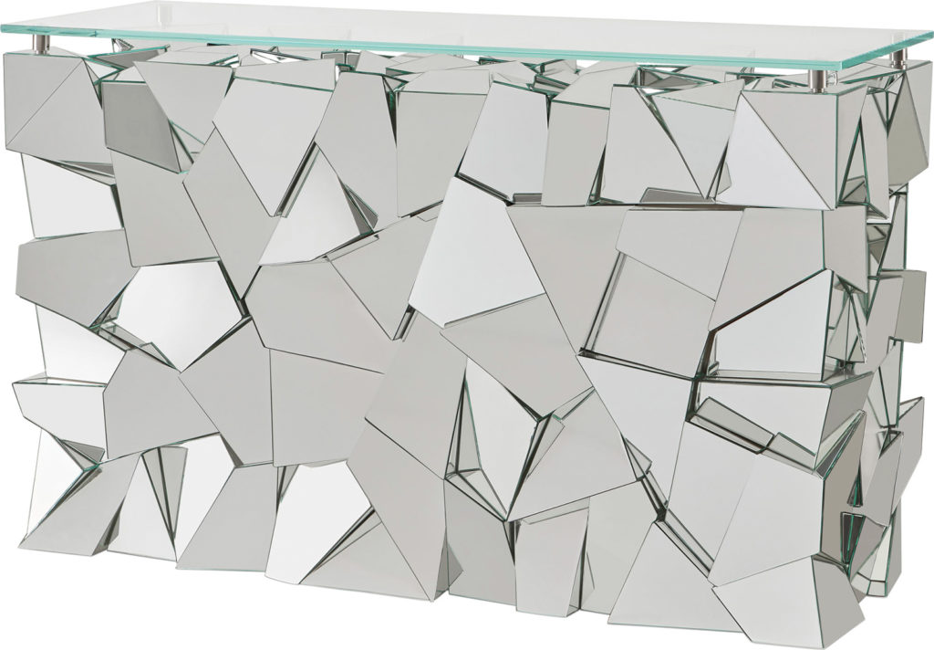 Reflection Console by Baker